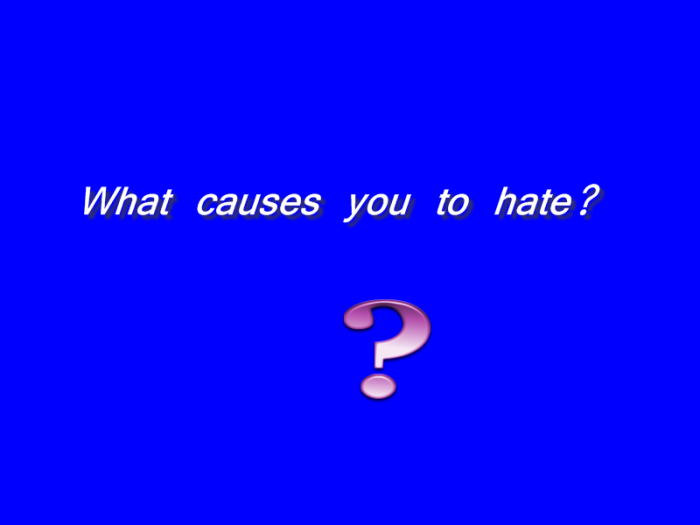 2x hate