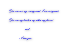 And I Love You