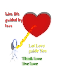 guidied by love
