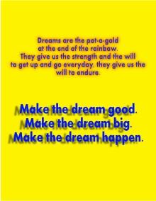 make-the-dream