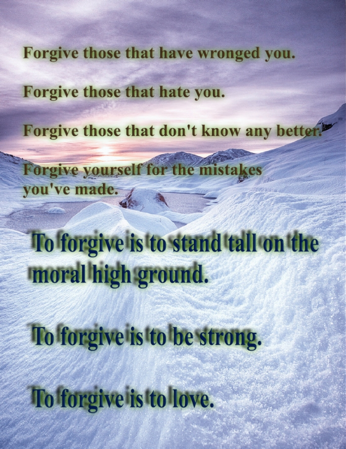 to-forgive
